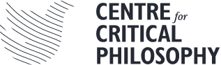 Centre for Critical Philosophy, logo