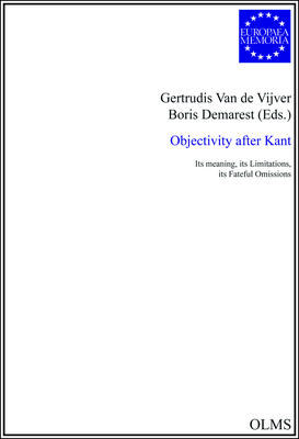 New Publication: Objectivity after Kant